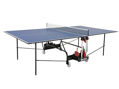 Tischtennis-Platte Hobbyline S1-7i - LIEFERUNG FREI HAUS, blau