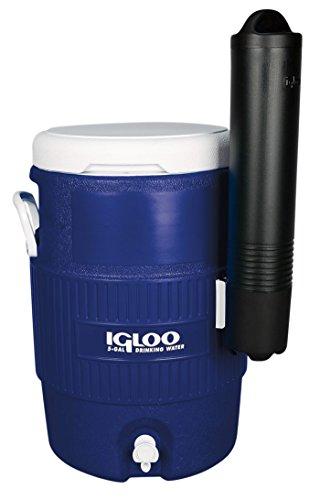 Igloo - Nevera rígida cilíndrica para líquidos