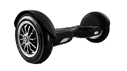 "Wheelheels Balance Scooter, Hoverboard Cross-Cruiser, 10"" - Made in Germany"