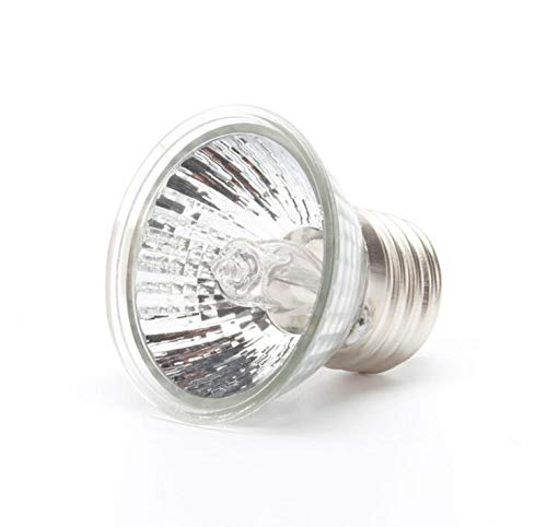 25W UVA UVB Reptile Heizung Glühbirne, Vollspektrum Sun Lampe Sunbathe Heat Lampe/Birne/Licht für Turtle Aquarium Aquatic Reptile Aalendes Licht -