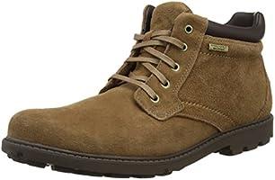 Rockport Rugged Bucks Waterproof Men's Chukka Boots