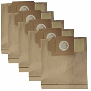 Vacuum Bags To Fit Morphy Richards Handy, Premair 5 Pack - Bag151