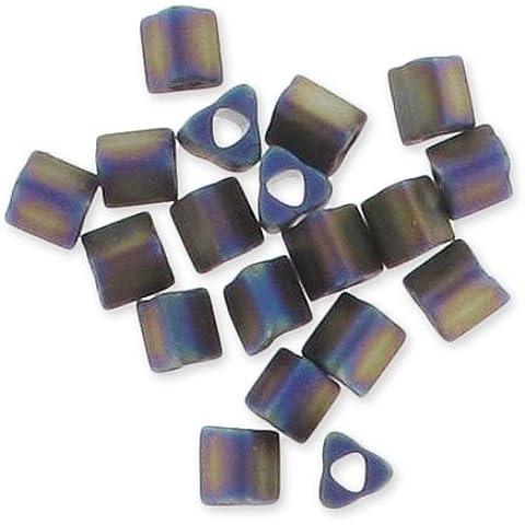 Triangoli Toho 11/0 TG615 - Mat Purple Iris