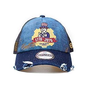 Fallout blau Vault 76 Vintage Trucker Cap
