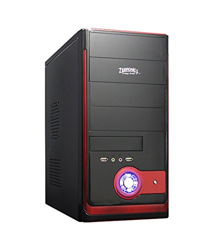 Gandiva Assembled CPU (Intel Core i7 First Generation/8 GB DDR3 RAM/2 TB HDD/DVD/2 GB 710 Graphics/WiFi) with Pre Installed Windows 7 Trial Version