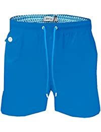Mens Brave Soul Taslan Shore Swimming Trunks Elasticated Pier Board Shorts