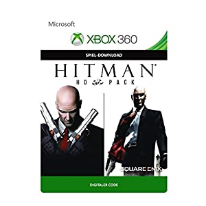 Hitman HD Pack [Xbox 360 – Download Code]