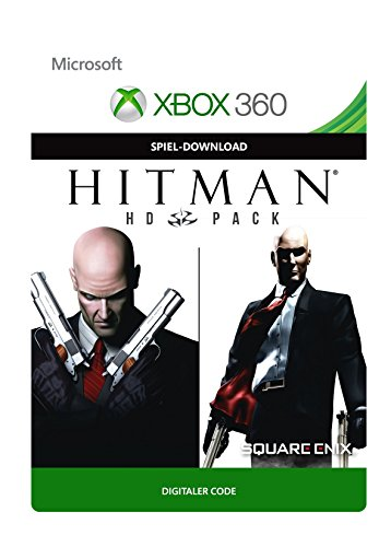 Hitman HD Pack [Xbox 360 - Download Code] (Download Hd)