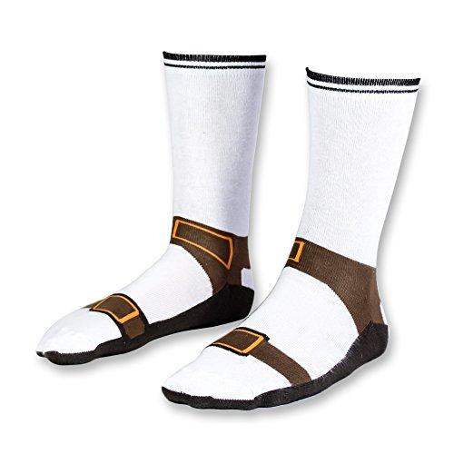 Sic-Sox-Sandal-Print-Novelty-Socks