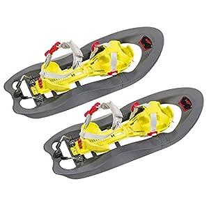 Baldas Schneeschild LYS Castor FERRINO Farbe Grau – Gelb für Erwachsene bis 100 kg