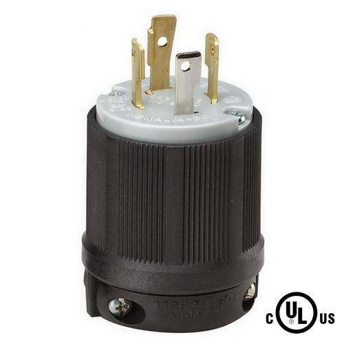 Powertronics Connections, NEMA L14-30 Plug by Powertronics Connections (14 Nema 30 L Plug)