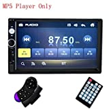 """HITSAN INCORPORATION AMprime 2 Din 7"""" Car Multimedia Player Universal Bluetooth Touch Screen"""