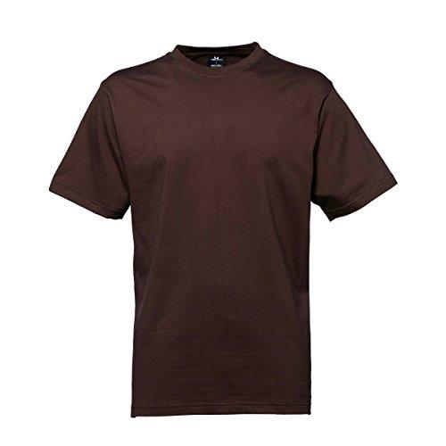 Tee Jays Herren Sof-Tee T-Shirt, Kurzarm, Rundhalsausschnitt Marineblau