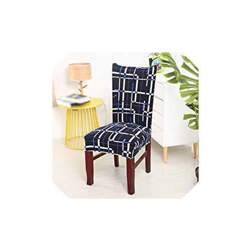 Moily Fayshow Küchen Hussen Stretch Möbelbezüge Handtuch Stuhl Haus Chaise Hocker Stuhlhussen, Farbe 2,4 Stück Stuhlhussen (Stuhl-arm-protektoren)