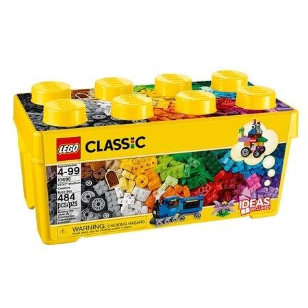 LEGO 10696 - Caja de Ladrillos clásica, tamaño Mediano