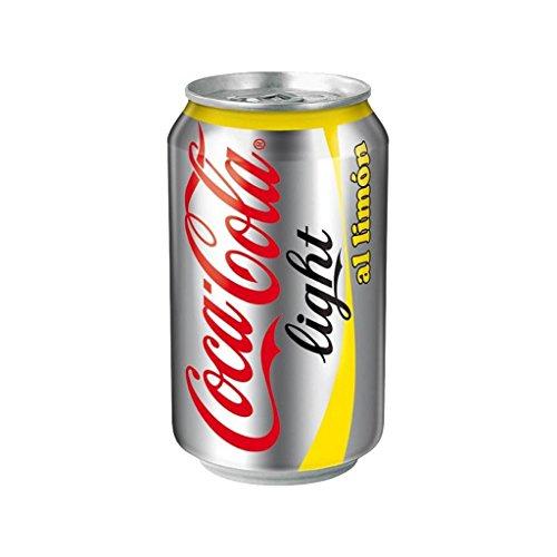 Coca-Cola Light Lemon 33cl (pack de 24)