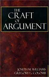 The Craft of Argument: A Conceptual Introduction