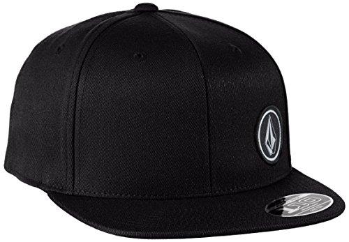 volcom-herren-upper-corner-hat-baseballmtze-black-one-size