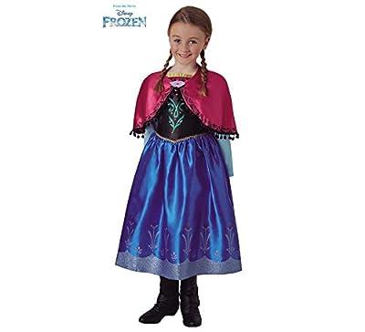 Rubies - Disfraz infantil Anna (Rubie's Spain) por Rubie's Spain