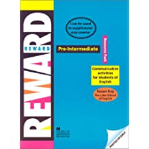 Reward - Resource Pack - Pre Intermediate - Communicative Activities for Students of English (Young Adult/adult Courses)