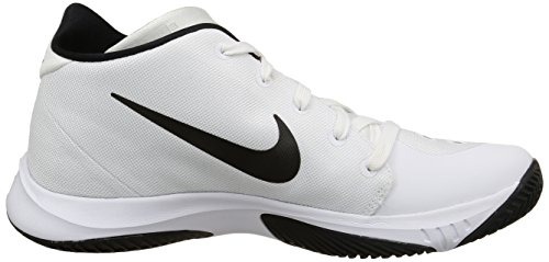 Nike Zoom Hyperquickness 2015, - homme multicolore (White/Black)