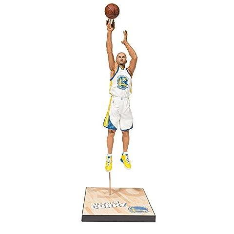 McFarlane NBA Series 28 STEPHEN CURRY #30 - Golden State Warriors Sports Picks Figure