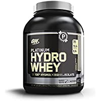 Optimum Nutrition Platinum Hydrowhey Protein Powder, 100% Hydrolyzed Whey Protein Powder, Flavor: Cookies & Cream Overdrive, 3.5 Pounds