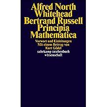 Suhrkamp Taschenbuch Wissenschaft, Nr. 593: Principia Mathematica: Vorwort und Einleitungen