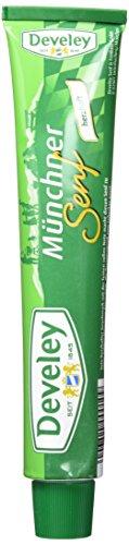 Develey Münchner Senf herzhaft, 100 ml