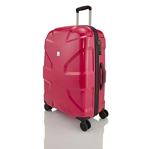 TITAN X2 Hartschalenkoffer Größe M+, 825407-28 Koffer, 71 cm, 90 L, Fresh Pink