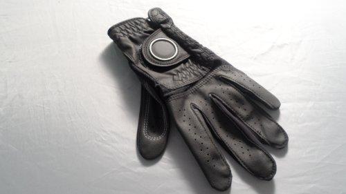 Etonic G> Sok Custom Guanto da Golf, da donna, misura L, colore: nero