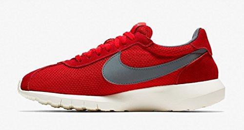 Nike Roshe LD-1000 QS, Chaussures de Running Entrainement Homme, Gris, Talla Varsity Red/Safety Orange/Black/White