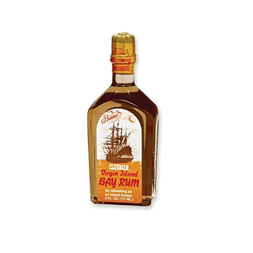 PINAUD CLUBMAN Aftershave Virgin Island Bay rum, 177 ml -