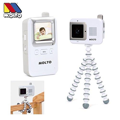 Vigilabebés Molto Basic Video Monitor