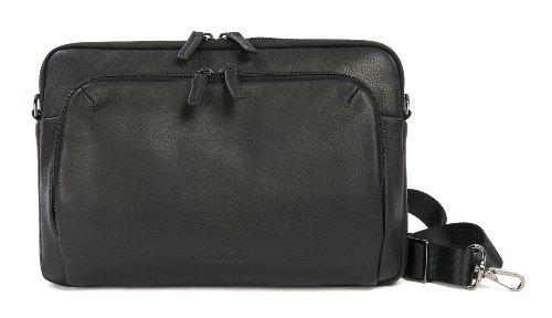 Tucano One Premium Sleeve borsa in vera pelle per MacBook Air 11 blau