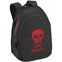 Wilson Match Junior Backpack Zaino - Wilson Zaino Tennis Nero
