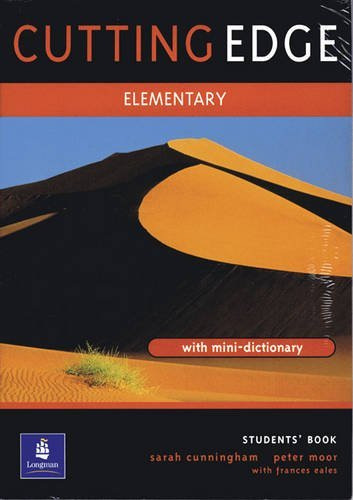 Cutting Edge Elementary Student Book and Workbook Pack by Sarah Cunningham (2004-10-14)