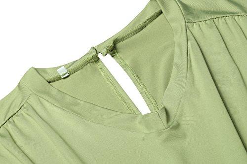 cooshional - Combinaison - Femme Vert