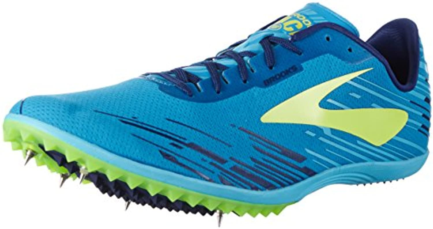 Brooks Mach 18, Zapatillas de Running Hombre, Turquesa (Methyl Blue/Blue Atoll/Nightlife), 40