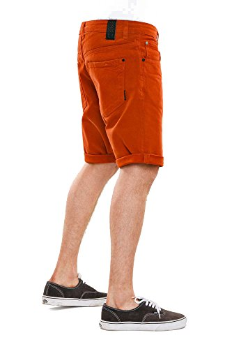 REELL Short Rafter Short Artikel-Nr.1200 - 1008 Burnt Orange