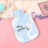 LNYF-OV Wärmflasche Heiße Wasserflasche Kaltwasserbeutel Handwärme Spirale Auslaufsicher Plüsch Tuch Set Handwärmer... preisvergleich bei billige-tabletten.eu
