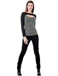 Zergatik Camiseta Mujer LEVIN2