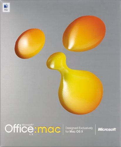 Office Mac Pro v.10 (inc. Virtual PC XP Pro) [Import]