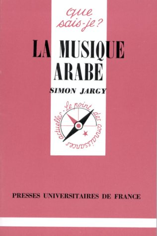 La musique arabe par Simon Jargy