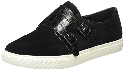 Connessione Francese Damen Braylee Sneaker Schwarz (nero 001)