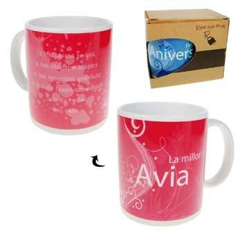 pinkmarket-ca15003-tassa-ceramica-desmorcar-i-cafe-amb-text-en-catala-model-avia-taza-mug-cup-de-des