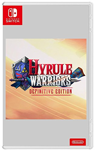 Hyrule Warrios: Edición definitiva