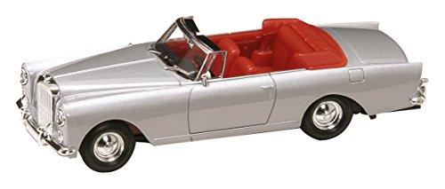 """Lucky GOTZ43214SL - Maqueta fundida para coche (escala 1:43), color plateado """"Signature Series 1961 Bentley S2 Continental"""""""