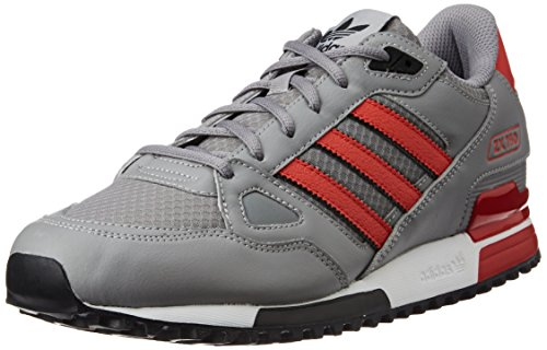 adidas ZX 750, Sneakers basses homme gris - Gris (Grpuch / Rojray / Negbas)