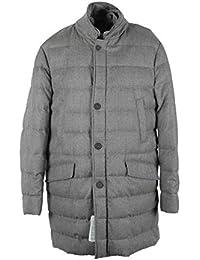 MONCLER Cl Gray Keid Saison Jacket Coat Size 6 / XXL / 56 / 46R U.S.